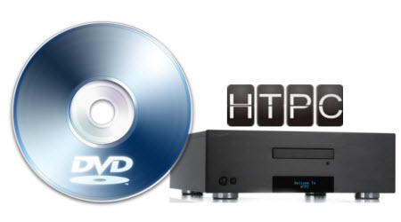 play dvd on windows media center