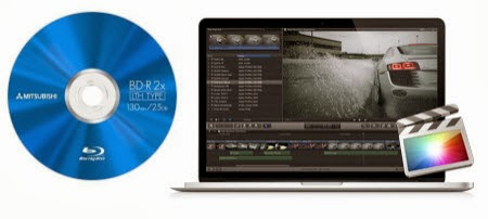 Encode Blu-ray to Apple ProRes for FCP on Mac