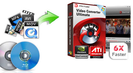 Any Video Converter Ultimate vs Pavtube Video Converter Ultimate