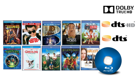 Lossless Blu-ray to MKV backup with TrueHD/DTS-HD/DTS audio