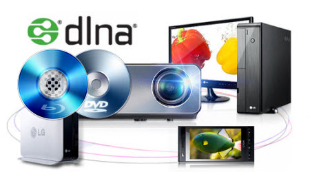 Movie to DLNA Converter