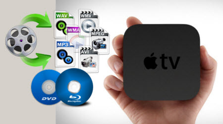 Apple TV Streaming: Watch MKV, AVI, FLV, M2TS(Blu-ray