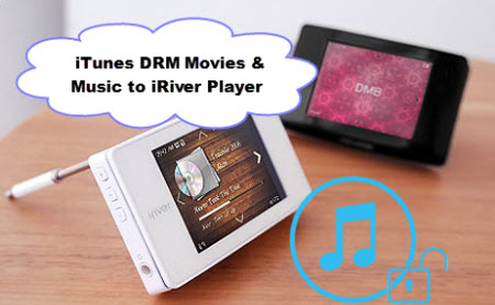 iTunes to iRiver – Play iTunes Movies & Music on iRiver Player – i