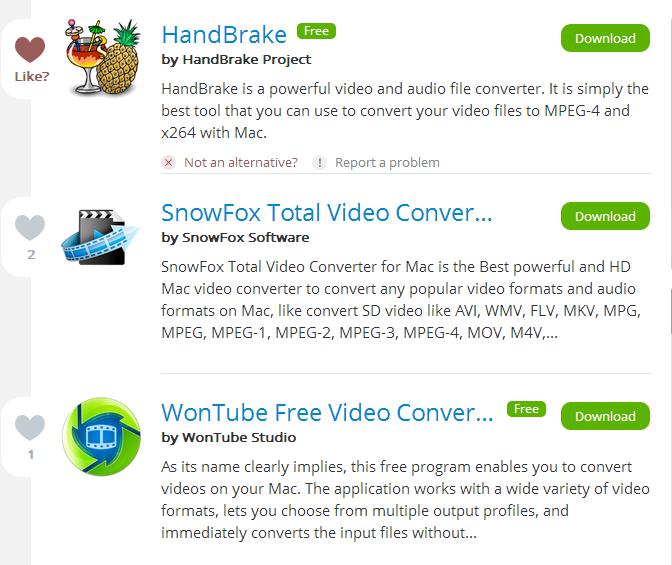 Top AVS Video Converter For Windows or Mac Alternative – i