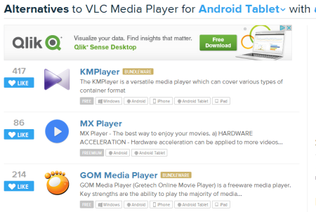 mkv video player for android free download