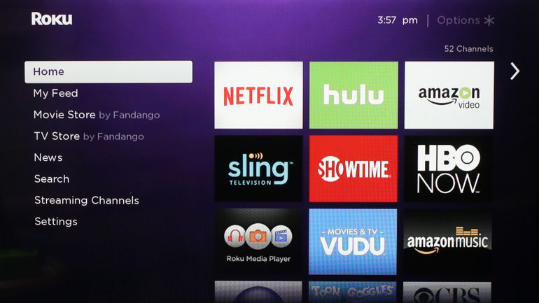 Play MP4 on Roku